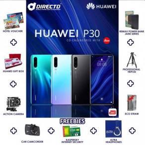 HUAWEI P30 (8GB RAM)MYset + PROMOSI + 9 HADIAH