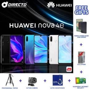 HUAWEI Nova 4E (6GB RAM | 128GB ROM)ORI + 6 HADIAH