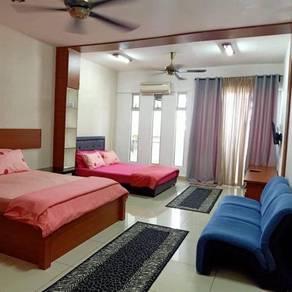 KBCC Studio Apartment Homestay Kota Bharu