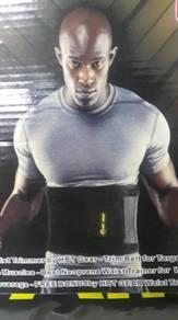 Gym belt waist trimmer fitness sports