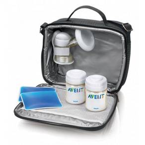 Avent microfiber insulated travel bag