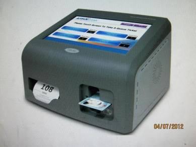 QMS500i - Desktop Touch Printer Ticket