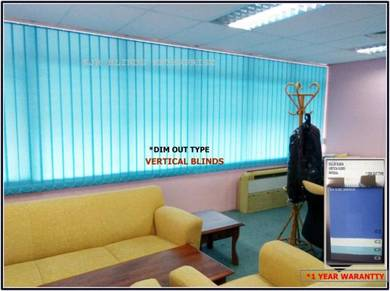 Light Filtering Vertical Blinds V3202
