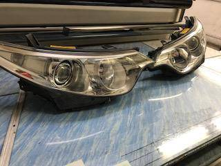 Toyota Estima ACR50 koito front headlamp light AFS