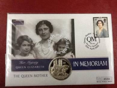 The queen mother in memoriam