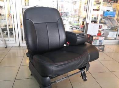 Perodua Alza Semi leather seat cover