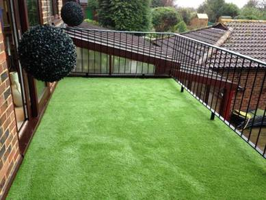 Rumput plastik artificial grass