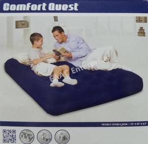 Bestway Comfort Quest Inflatable Twin Air bed