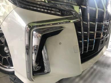 Toyota alphard 2019 sc led daylight drl day light