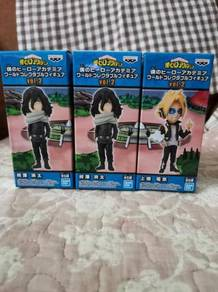AUTHENTIC My Hero Academia World Collectable Fig