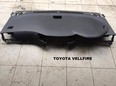 Dashboard TOYOTA VELLFIRE with 1 Year Warranty