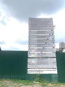 KL Brickfields Jalan Ang Seng 4 residential land for sale