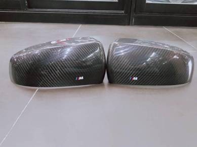 BMW X5 X6 E70 E71 Carbon Fiber Side Mirror Cover