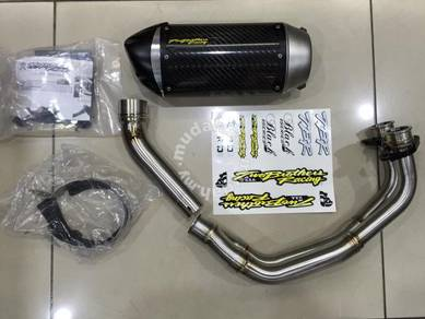 Two Brothers S1R Full System For Yamaha R25