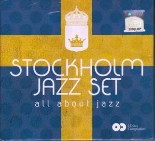 CD Stockholm Jazz Set All About Jazz 2CD