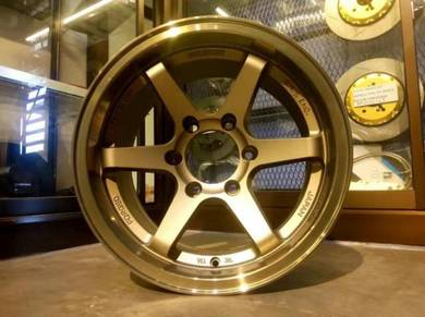 Te37 rt 16inch for ford ranger hilux triton