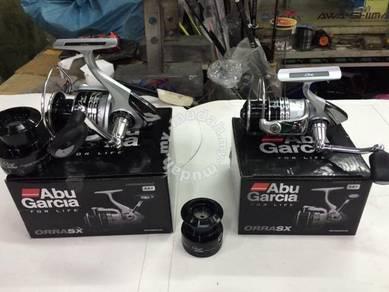 ABU GARCIA ORRA SX 2000 - 6000 Fishing Reel