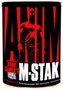 Animal M-Stak The Hardgainer's Stack gym muscle