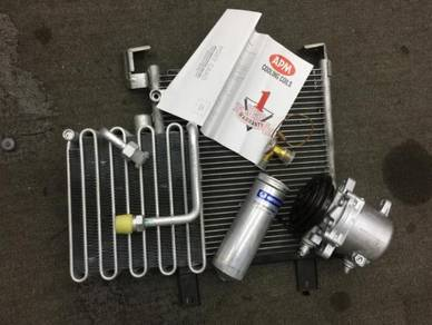 Fullset Aircon Parts Kancil Full Set Air cond AC