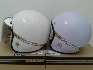 Helmet Original MS88 Pearl White Limited NOS