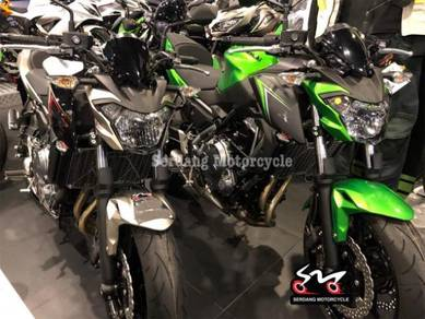 (Stock Clearance) Showroom Unit Kawasaki Z650 ABS