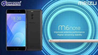 MEIZU M6 Note (4GB RAM | 64GB ROM)ORIGINAL-MYset