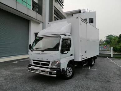 Lori Baru 1tan 3tan 5tan Mitsubishi Fuso Box Isuzu