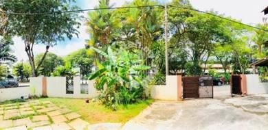 [CORNER LOT & FACING OPEN] Two Storey Terrace, Seksyen 19 Shah Alam