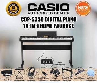 CASIO CDPS350 Home Package Digital Piano