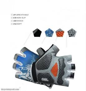 Cycling Half Finger Gel Hand Glove