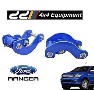 FORD RANGER T6 T7 2012 UP Js double shackle 4WD
