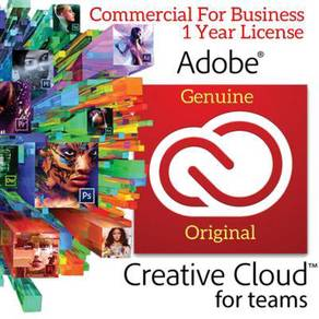 Adobe CC All Apps for Teams and Business