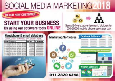 Software & Service for Advertise/Marketing