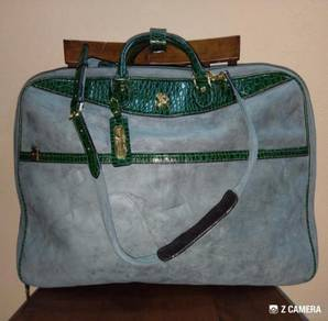 Traveller Bag Mix-Leather RS by Grand ACE