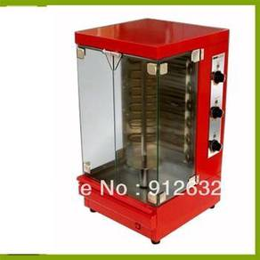 Heating BBQ grill Doner Gyros Grill kebab machine