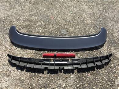 Volkswagen VW MK6 ABT Rear Boot Spoiler OEM