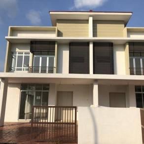 Double Storey Terrace House at Taman Nusantara Prima, Iskandar Puteri
