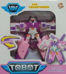 Tobot Transformer Robot Car ot Helicoptter