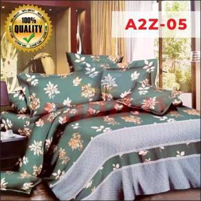 7 in 1 Bed sheets patchwork (100% Cotton) Ada Sel