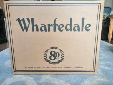 Wharfedale Denton 80th Speakers