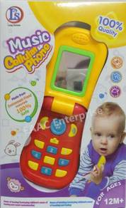 Baby Infant Musical Mobile Celluar Phone
