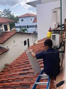Wiring & aircond