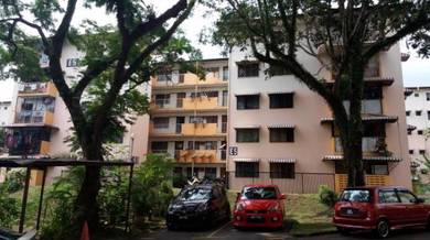 Wangsa Maju, Section 2 Apartment, fridge, washing machine, heater