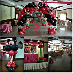 Birthday Party Mickey & Minnie Theme
