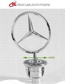 Bonnet Hood Emblem Mercedes Benz W124 W202 W210