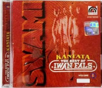 CD Iwan Fals The Best Of Iwan Fals Kantata