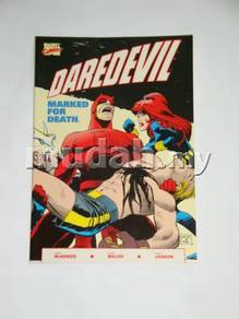 DAREDEVIL. MARKED FOR DEATH tradepaperback