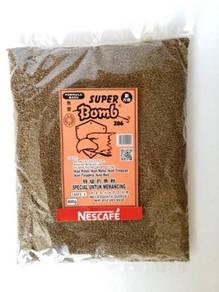 Super Bomb Fishing Powder Nescafe Pancing 400gram