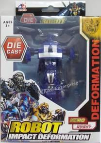 Impact Transformers Optimus Prime Robot Pull Back