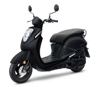New 2019 Sym mio 110 small scooter